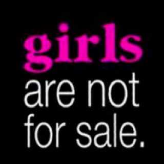 Help END sex trafficking and exploitation of children!!! GIRLS ARE NOT FOR SALE! www.gems-girls.org/about