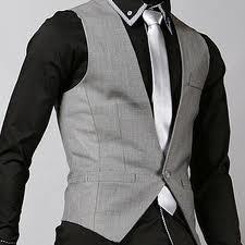 designer mens suit vest - loovveee this look