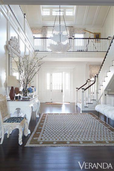 Open Foyer Loft : Best ideas about open entryway on pinterest house