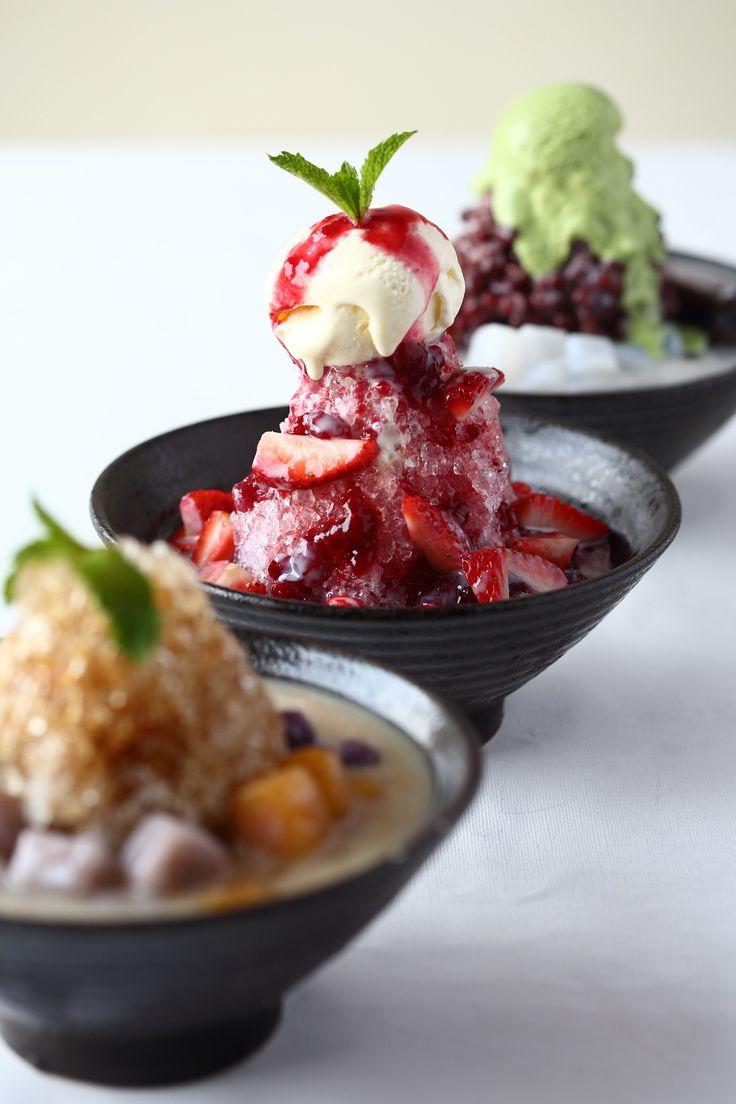 Taiwanese Ice Desserts
