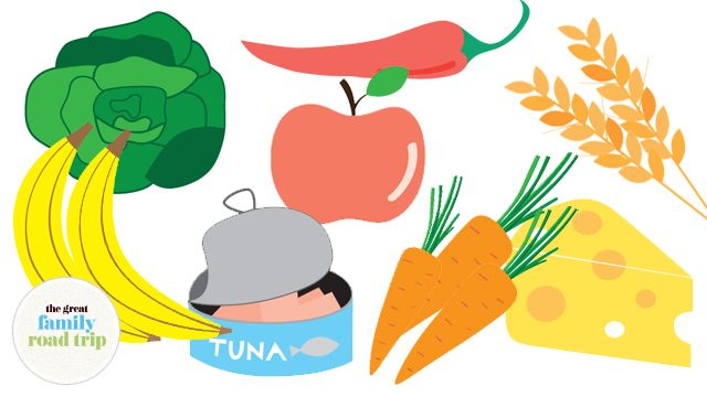 Download these free printables that will help the kids learn all about where food comes from in a fun way