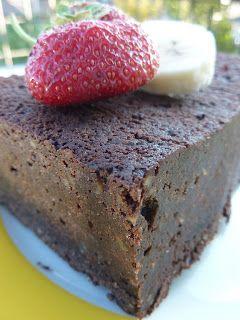 NonStopPaleo: Chilis csokis brownie