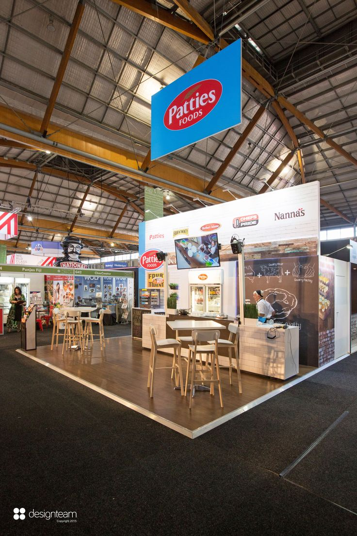 PATTIES FOODS Patties Foods exhibit at many different public and trade shows around Australia and New Zealand. They all involve product sampling and preparation demonstrations. However, the largest participations are in Fine Food.