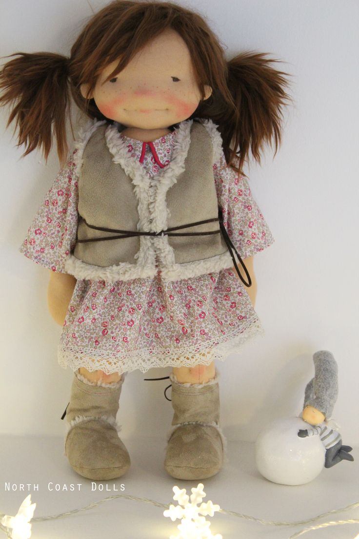 Ambre by North Coast Dolls... One of my favorites ever!