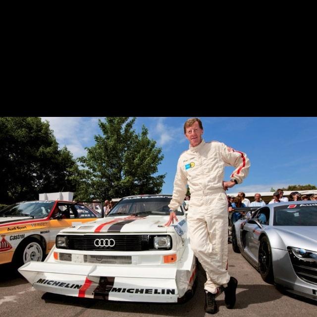Audi A3 Austin: 34 Best Walter Röhrl Images On Pinterest