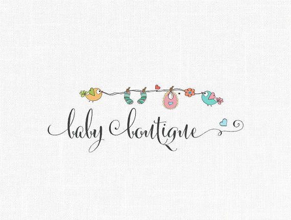 Custom Baby Logo Design