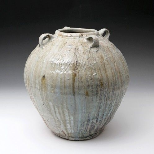 Nic Collins - Jar with Lugs