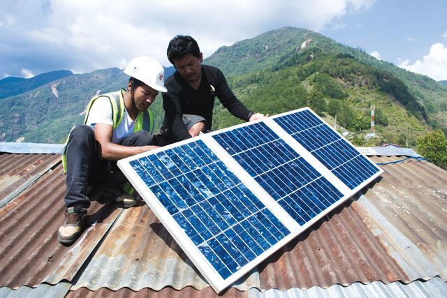 The sun to the rescue | Nation | Nepali Times