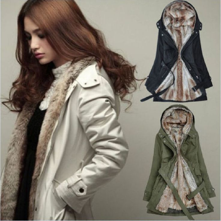 New Women Thicken Warm Winter Coat Hood Parka Overcoat Long Jacket #Unbranded #OtherJackets #Casual
