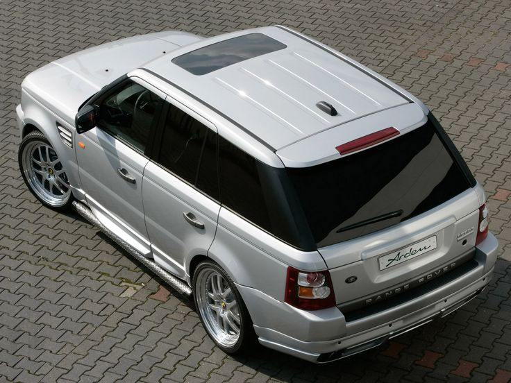Land rover range rover sport 2006 photo 05 car in pictures car