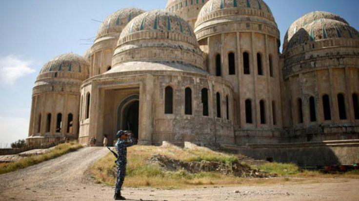 HATRA ANTİK KENTİ IŞİD´DEN GERİ ALINDI | Aktüel Arkeoloji