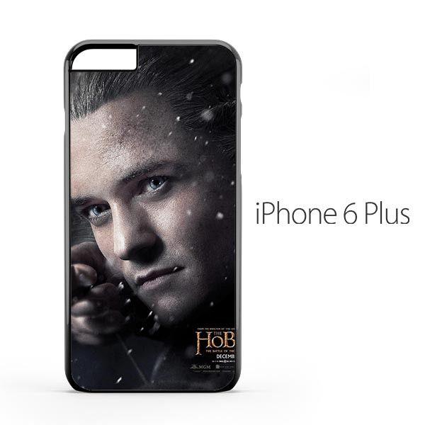 The Hobbit Legolas Poster iPhone 6 Plus Case