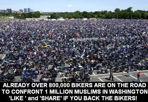 Patriotic Bikers: http://www.bikernet.com/blog/?p=27324
