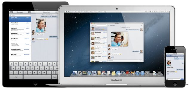 Test Drive Apple's New Messages App Before Mountain Lion Launches
