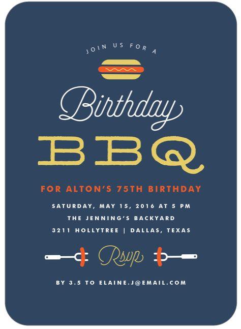 Best 25 75th birthday invitations ideas – 75 Birthday Invitation Wording