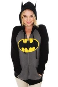batman hoodie with ears for girls | DC Comics Batman Ears Hoodie review | buy, shop with friends, sale ...