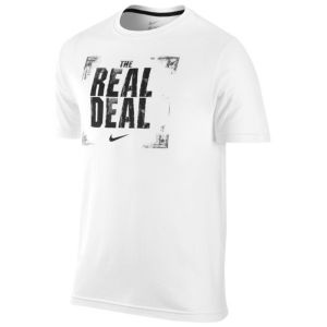 Nike Basketball T-Shirts - Men's - Basketball - Clothing - Black/Varsity Red