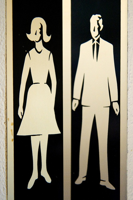 Bathroom Sign Person 143 best wc images on pinterest | toilet signs, restroom signs and