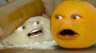 Annoying Orange - Tough Enough - YouTube