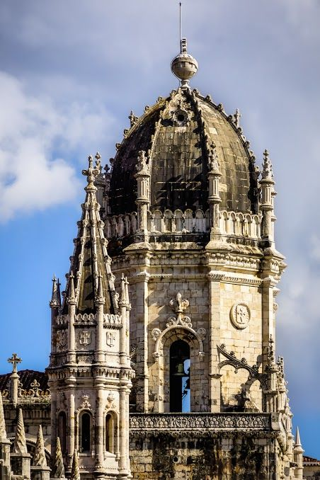 Lisbon, Jerónimos monastery #Portugal