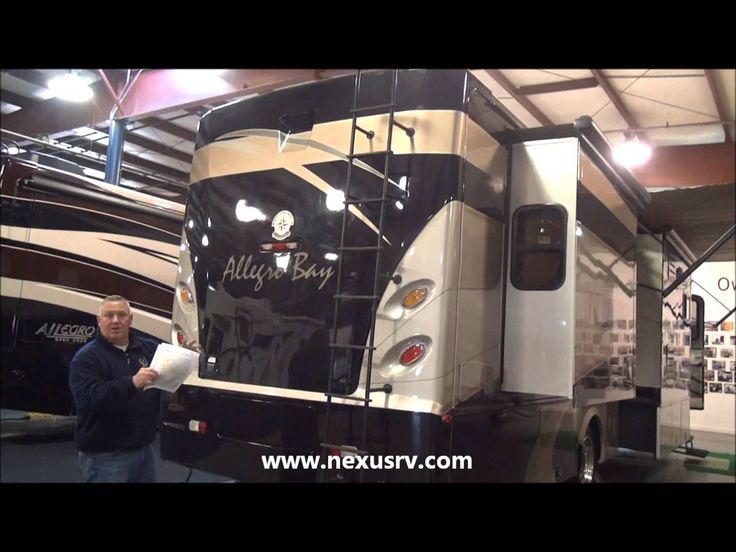 Used Class A Motorhomes for Sale 2008 Tiffin Allegro Bay 37 QDB 2008 Tiffin…