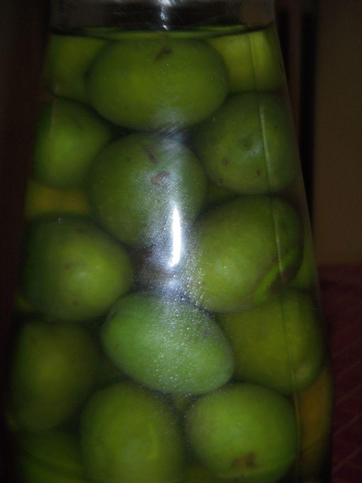 Olive in concia con soda