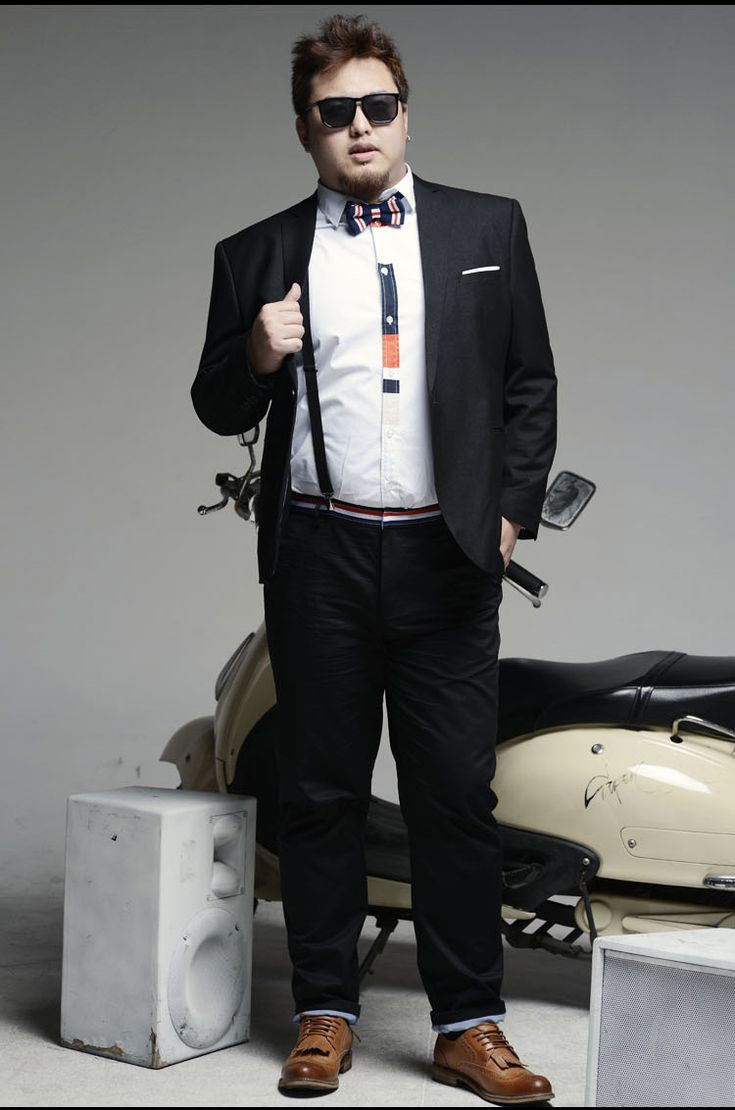 10 Best Images About Chubby Fashion Men On Pinterest Big Tall Posts And Oliver Peoples