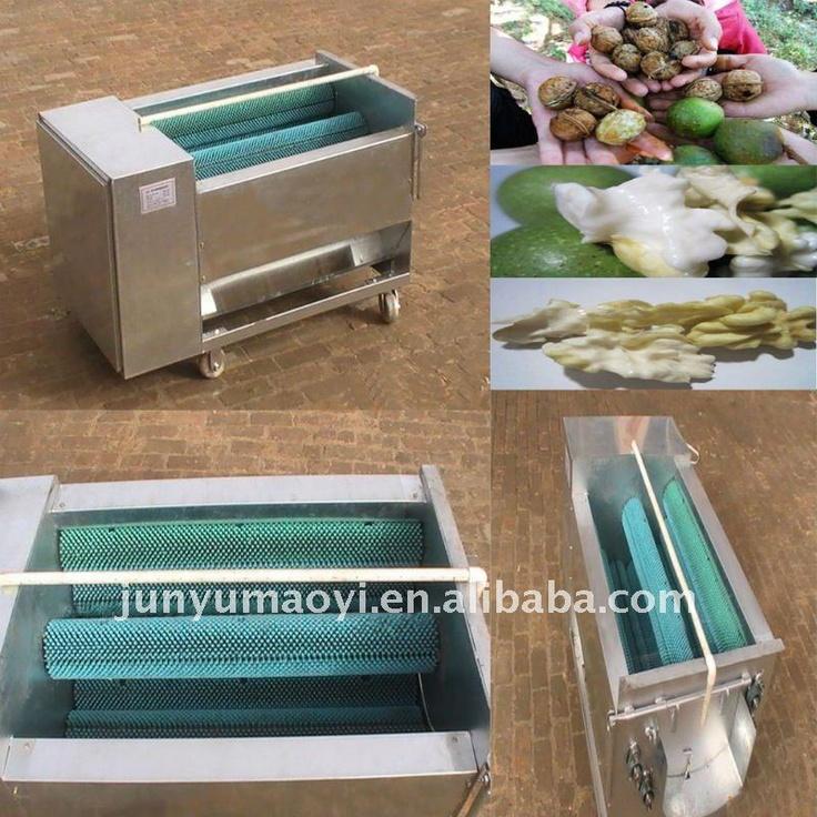 JY-800 High-speed green walnut washing machine