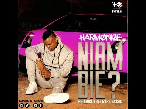 HARMONIZE NIAMBIE OFFICIAL VIDEO NEW (2017)