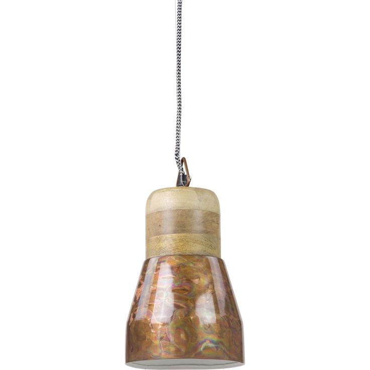 If you are looking for something a bit different with mid century influences this is the light for you. Constructed from laminated timber layers and a contrasting copper shade. This light is great on its own or clustered with other lights in this range. Please use a licenced electrician to install this light.