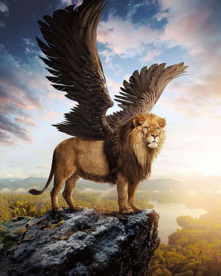 картинки львов с крыльями бутылка применялась советскими