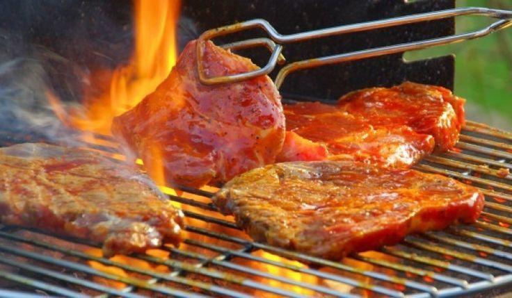 Ето я тайната марината за перфектни меса за скара