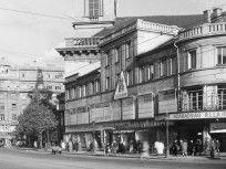 1955, Kálvin tér, 9. kerület