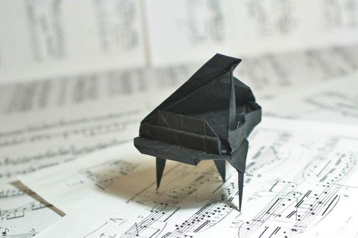 Мокрое оригами в 2020 г | Искусство оригами, Бумага для ...