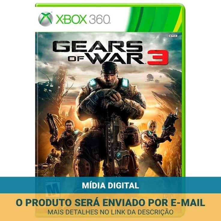 SHOPB Gears of War 3 Xbox