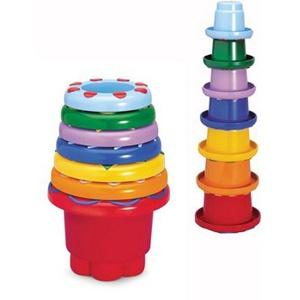 Tolo: Rainbow Stacker (6 mnths +)
