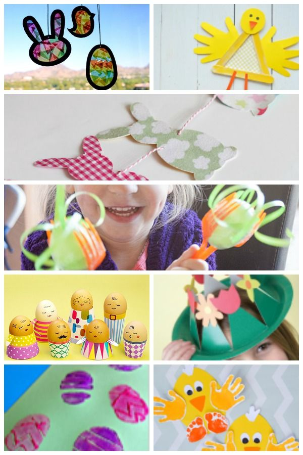 17 best ideas about Easy Easter Crafts on Pinterest | Easter art ...