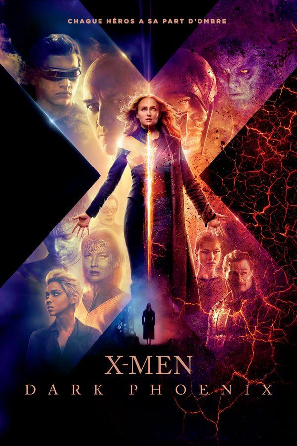 Voir X Men Dark Phoenix Film Complet Films Complets Dark Phoenix X Men Film