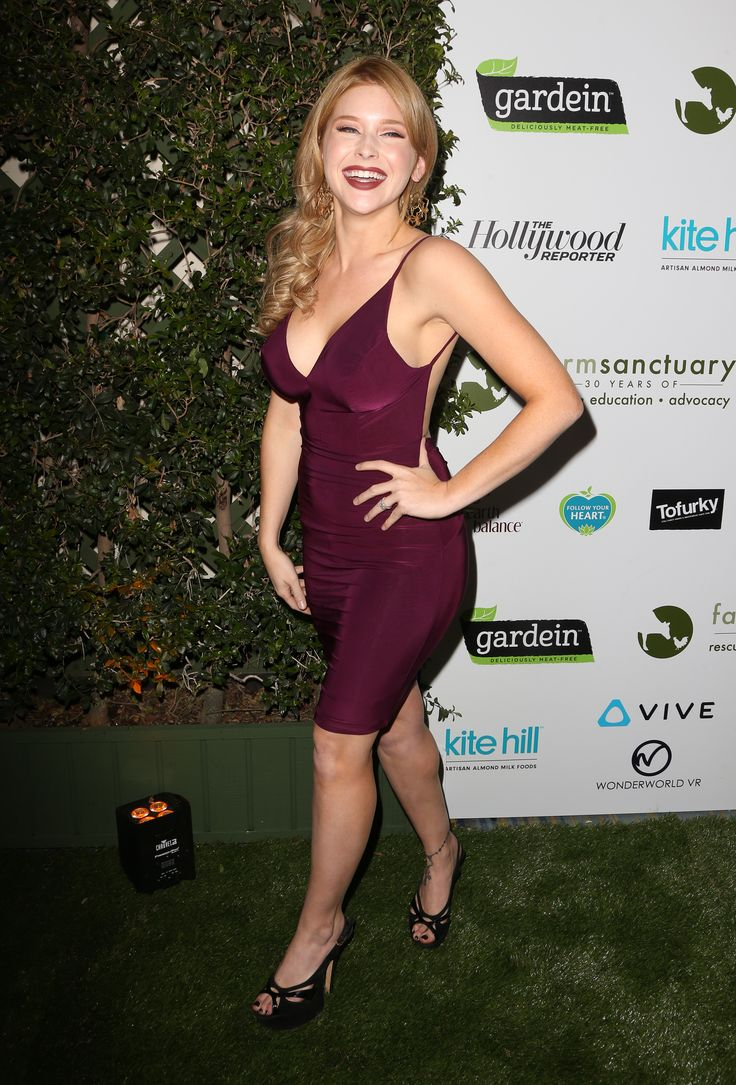 Renee Olstead - Farm Sanctuary 30th Anniversary Gala in Beverly Hills - 11/12/16