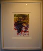 Mono Print II, James Lawrence