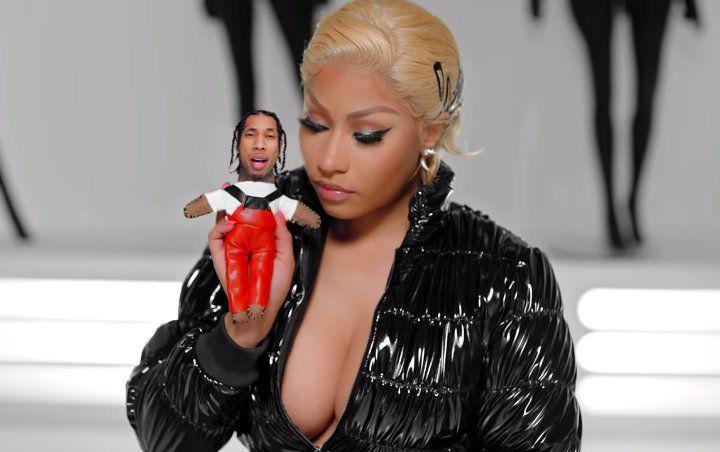 Tyga Dip Nicki Minaj Spyfam 1