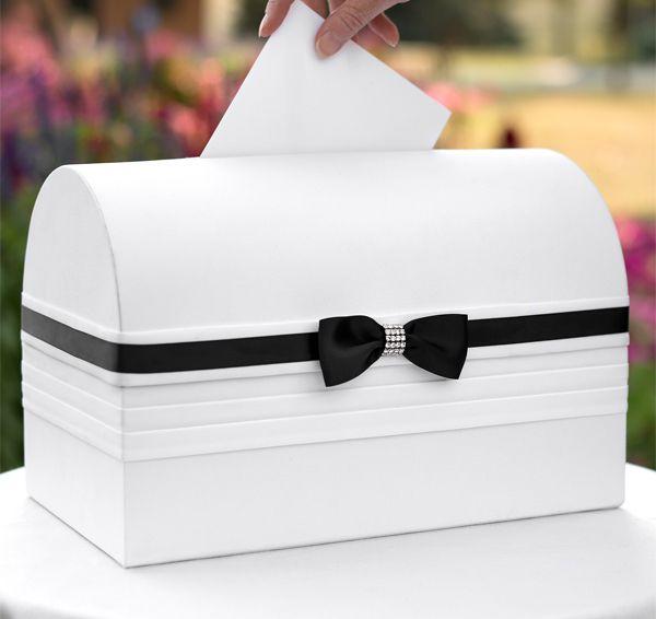 Refined Romance Card Box