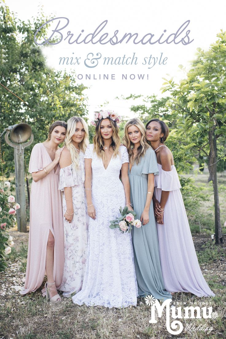 Best 25 mixed bridesmaid dresses ideas on pinterest mismatched best 25 mixed bridesmaid dresses ideas on pinterest mismatched bridesmaid dresses autumn wedding themes and bridal parties ombrellifo Image collections