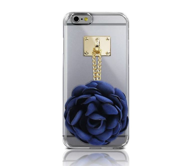 DREAMPLUS FLOWER CHARMING CLEAR PHONE CASE FOR LG G4