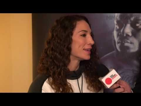 MMA Sara McMann sad she probably won't fight Rousey, Tate again