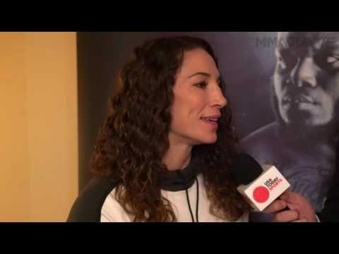 MMA Sara McMann sad she probably won't fight Rousey, Tate again