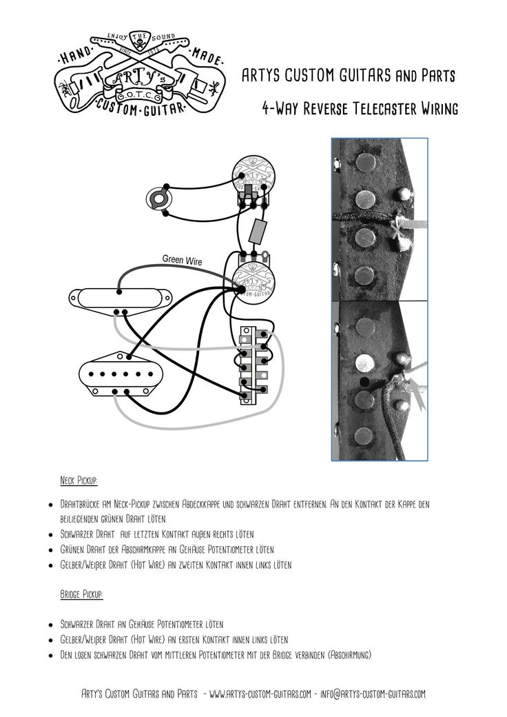 13 best Wiring Diagram Guitar Kit images on Pinterest