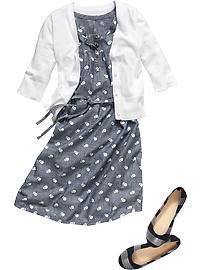 Modest Tween look- Old Navy love the modest look perfect for church