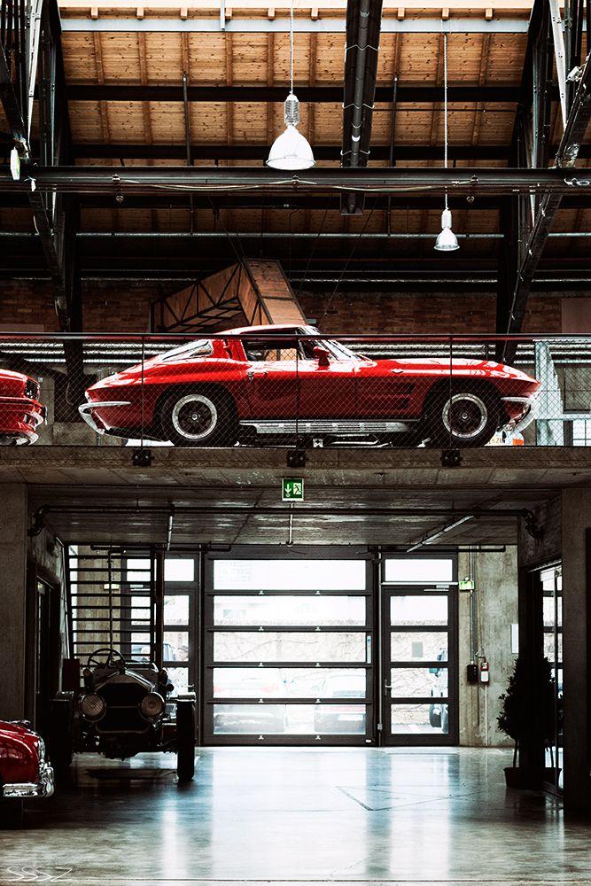 Classic Chevy Corvette C-2                                                                                                                                                                                 Mehr