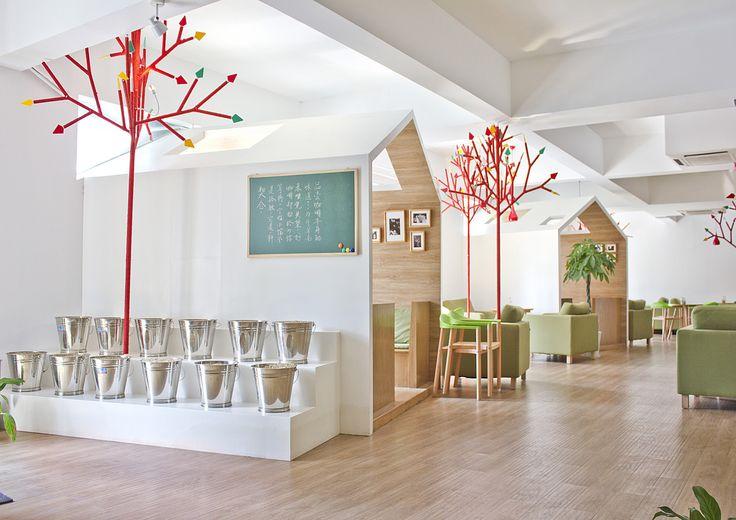Gallery - Kale Café / YAMO Design - 1